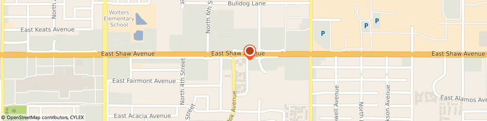 Route/map/directions to Safeco Insurance Agent, 93710-8012 Fresno, 1535 E Shaw Ave Ste 100