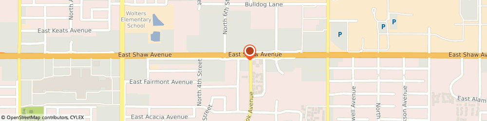 Route/map/directions to Safeco Insurance Agent, 93710-8021 Fresno, 1477 E Shaw Ave Ste 140
