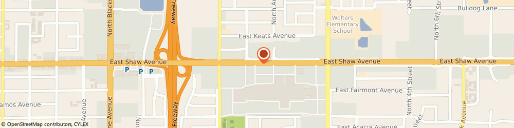 Route/map/directions to Best Buy, 93710 Fresno, 541 E Shaw Ave