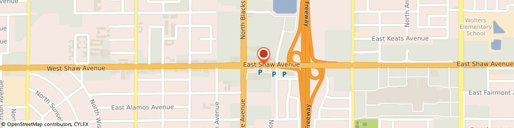 Route/map/directions to Jackson Hewitt Tax Service, 93710 Fresno, 54 EAST SHAW AVENUE