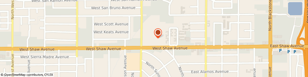 Route/map/directions to Bath & Body Works, 93650 Fresno, FIG GARDEN VILLAGE SOUTH