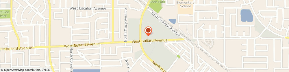 Route/map/directions to Atm Great Western Bank, 93722 Fresno, 6010 N Fig Garden Dr