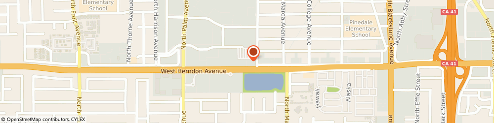 Route/map/directions to Sally Beauty Supply, 93650 Fresno, 7029 N Ingram Ave Ste 103