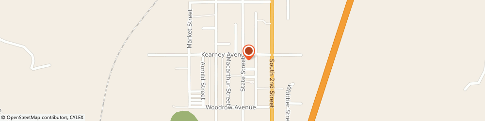 Route/map/directions to Seventh-Day Adventist Church RATON, 87740 Raton, 1410 State St