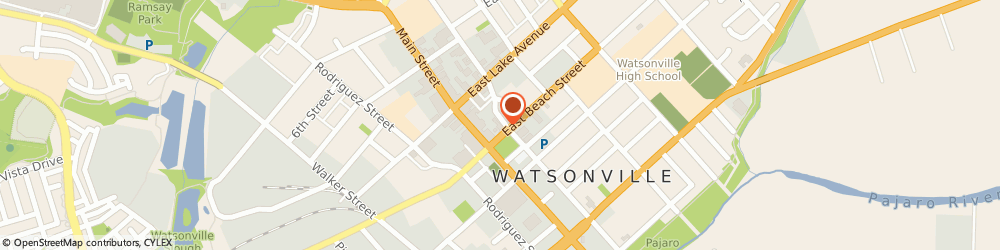 Route/map/directions to Carol's Flowers and Decoraciones, 95076 Watsonville, 417 Unions St