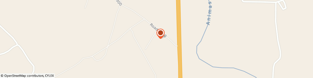 Route/map/directions to Home Solutions, 87410 Aztec, 5 ROAD 2305