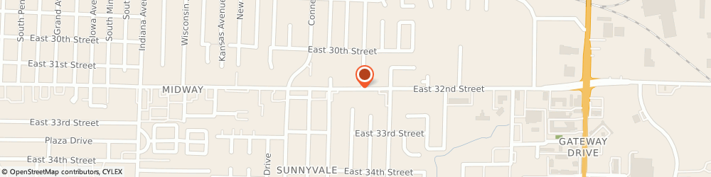 Route/map/directions to At&t Wireless, 64804 Joplin, 2131 E 32ND ST