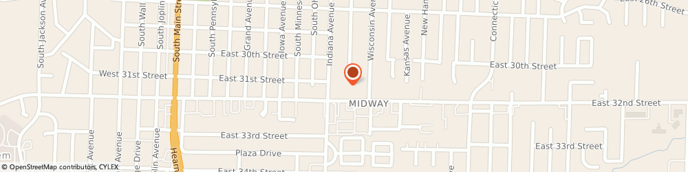 Route/map/directions to Sprint Store, 64804 Joplin, 1007 E 32nd St Ste 102