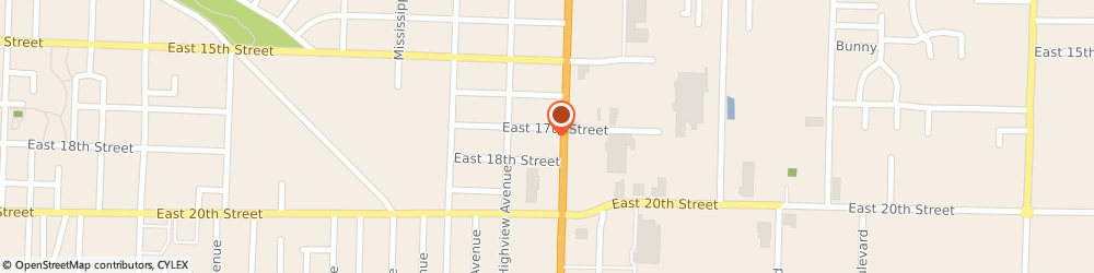 Route/map/directions to AT&T Store, 64804 Joplin, 1702 Range Line Rd