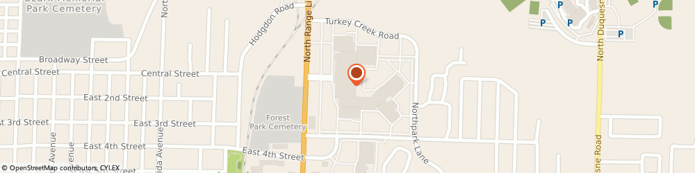 Route/map/directions to Sprint Store, 64801 Joplin, 101 N Range Line Rd # 5528