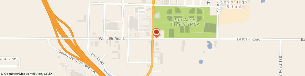 Route/map/directions to Arvest Bank, 64836 Carthage, 2705 GRAND AVENUE