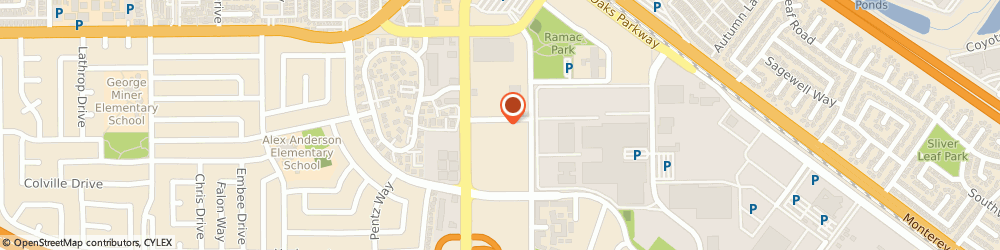 Route/map/directions to FedEx Office Print & Ship Center, 95123 San Jose, 5730 Cottle Rd