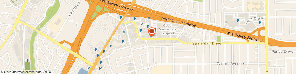 Route/map/directions to Comfort Keepers Home Care, 95124 San Jose, 2505 Samaritan Dr #202