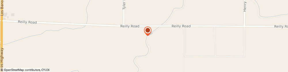Route/map/directions to David Pool Service, 95341 Merced, 1085 Reilly Rd