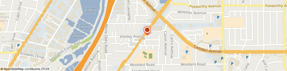 Route/map/directions to RE/MAX Campbell, 95008 Campbell, 3395 S Bascom Ave Ste 100