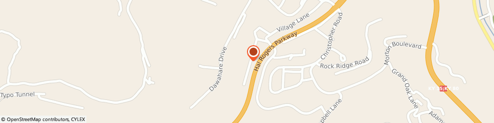 Route/map/directions to Tim Ison Insurance Agency, 41701 Hazard, 454 Village Lane