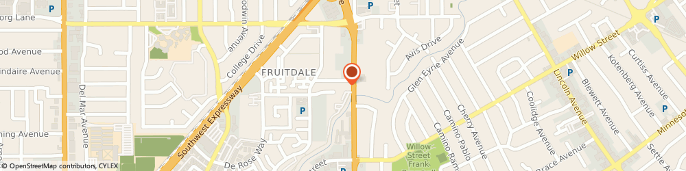 Route/map/directions to Merrill Gardens at Willow Glen, 95126 San Jose, 1420 Curci Dr