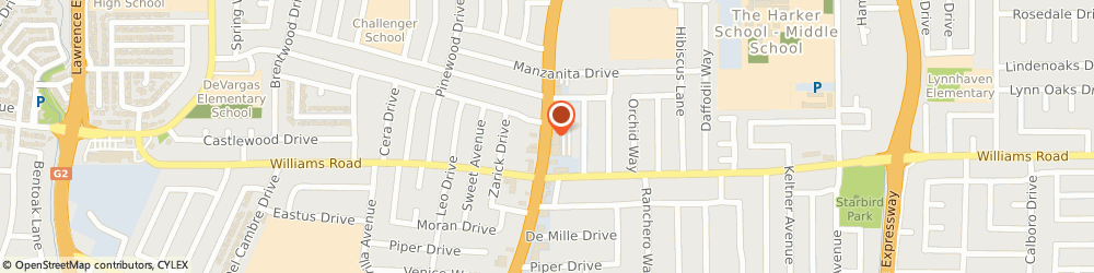 Route/map/directions to Visiting Angels, 95129 San Jose, 940 Saratoga Ave #215