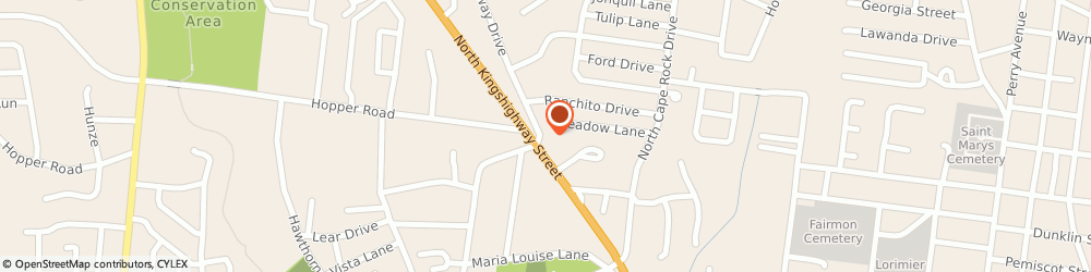 Route/map/directions to Nick Hogan - State Farm Insurance Agent, 63701 Cape Girardeau, 980 N Kingshighway St