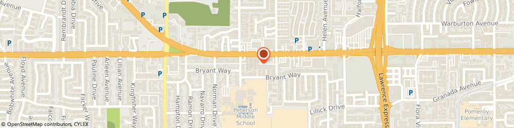 Route/map/directions to Jang Tu Restaurant, 94087 Sunnyvale, 1012 E EL CAMINO REAL