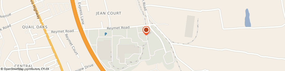 Route/map/directions to Alsco Metals Corp, 23237 Richmond, 1801 REYMET RD