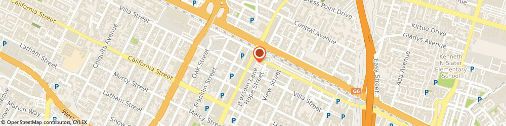 Route/map/directions to Fu Lam Mum Chinese Restaurant, 94041 Mountain View, 153 Castro St