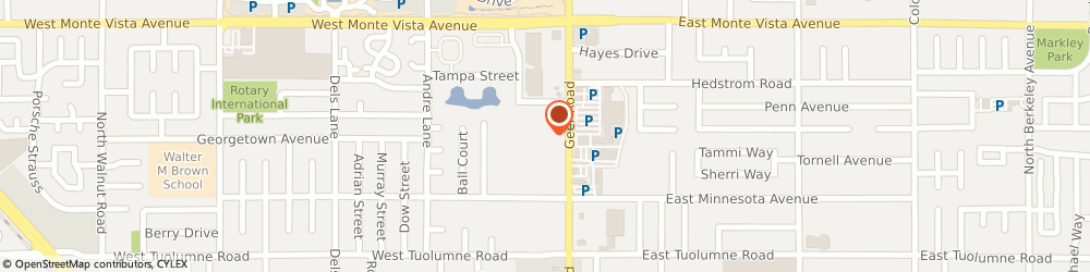 Route/map/directions to Farmers Insurance Group, 95382 Turlock, 2851 GEER ROAD SUITE F