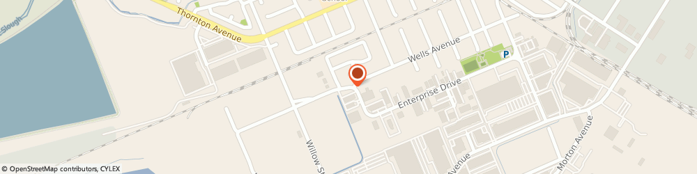 Route/map/directions to Morris & Sons Towing / East Bay, 94560 Newark, 8150 Enterprise Dr