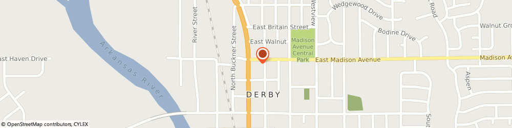 Route/map/directions to Walgreens, 67037 Derby, 458 N Baltimore Ave