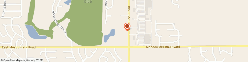 Route/map/directions to ALDI, 67037 Derby, 1719 N Rock Rd