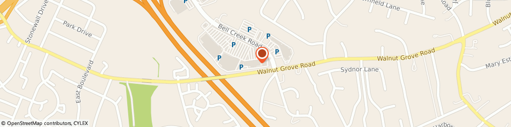 Route/map/directions to Lane Bryant, 23111 Mechanicsville, 7225 Bell Creek Road