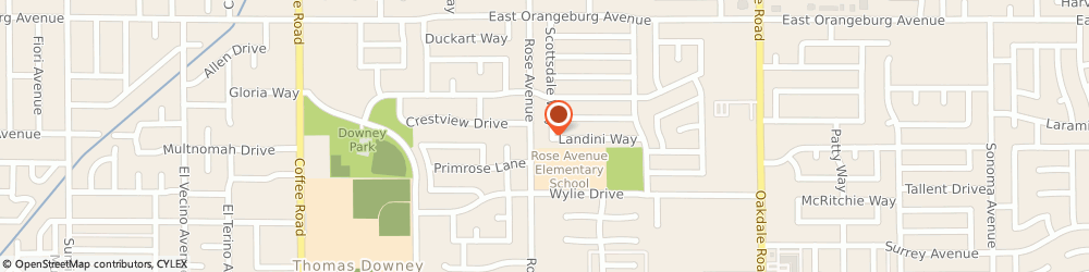 Route/map/directions to Beauti Control Cosmetics Inc, 95355 Modesto, 1201 SCOTTSDALE WAY