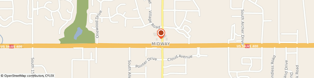 Route/map/directions to Kwik Shop, 67002 Andover, 114 W Us Highway 54