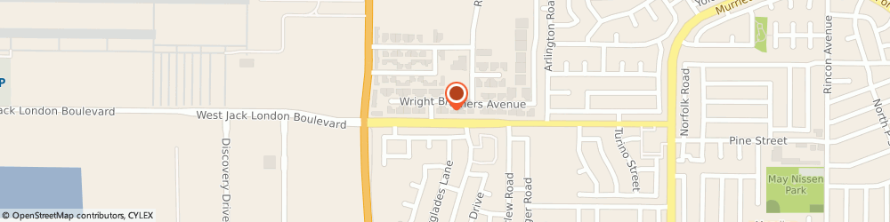 Route/map/directions to Coast Designs, 94551 Livermore, 127 Wright Brothers Ave