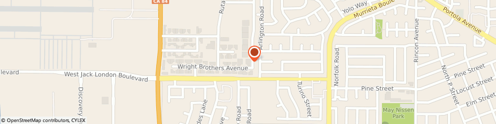Route/map/directions to Exacta-Technology Incorporated, 94551 Livermore, 378 Wright Brothers Ave