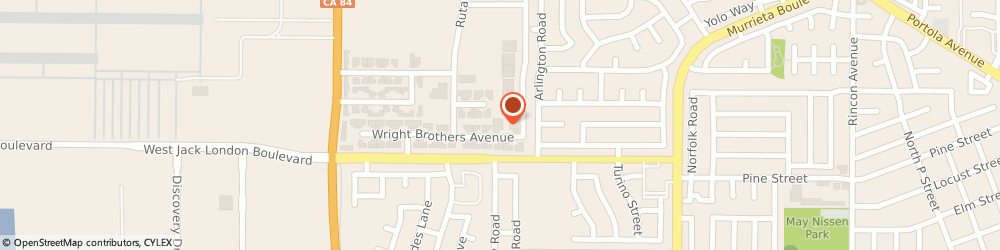 Route/map/directions to Flooring Solutions Inc f S i, 94551 Livermore, 330 WRIGHT BROTHERS AVENUE