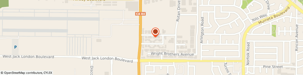 Route/map/directions to ADS Reprographics, Inc., 94551 Livermore, 262 Rickenbacker Circle