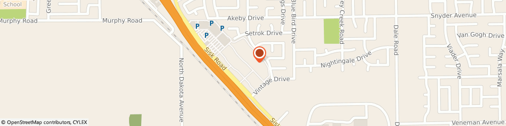 Route/map/directions to PetSmart, 95356 Modesto, 3900 Sisk Road