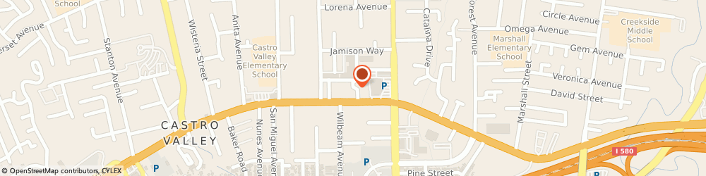 Route/map/directions to Bee Best Learning Llc, 94546 Castro Valley, 20630 PATIO DR