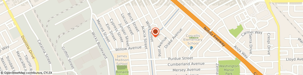 Route/map/directions to SIERRA MILLS EMBROIDERY, 94579 San Leandro, 15205 Wiley Street