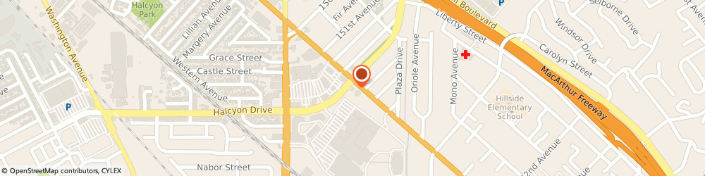 Route/map/directions to Old Navy Bayfair Center, 94577 San Leandro, 15555 East 14Th Street