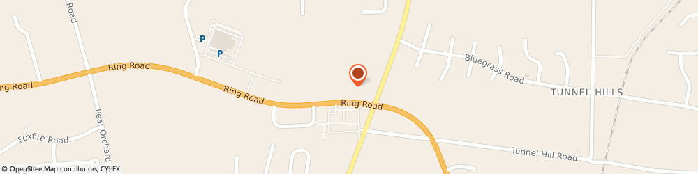 Route/map/directions to Heights Finance Corporation, 42701 Elizabethtown, 2410 Ring Road