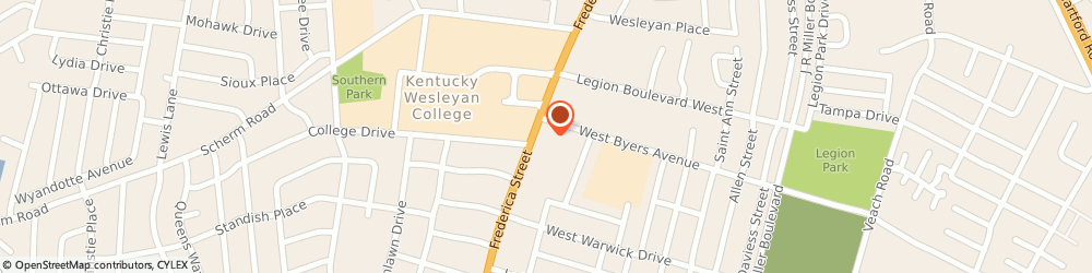 Route/map/directions to Allstate Insurance Agent: Kent Banning, 42301 Owensboro, 3221 Frederica St