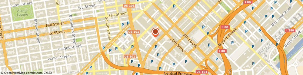 Route/map/directions to Gold Front, 94103 San Francisco, 158 11th St