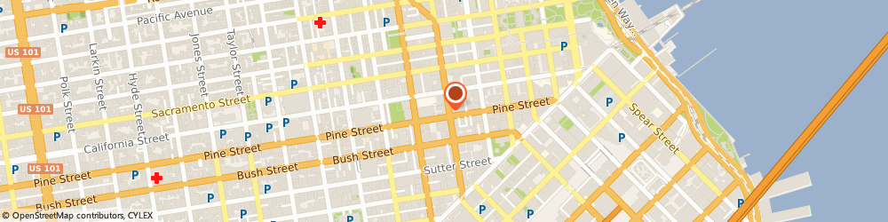 Route/map/directions to CreativeGray, 94104 San Francisco, 315 Montgomery Steet, 10th Floor,