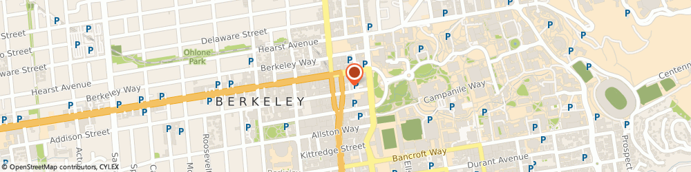 Route/map/directions to Patelco Credit Union, 94704 Berkeley, 2033 Shattuck Ave
