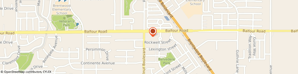 Route/map/directions to Atm Great Western Bank, 94513 Brentwood, 4520 Balfour