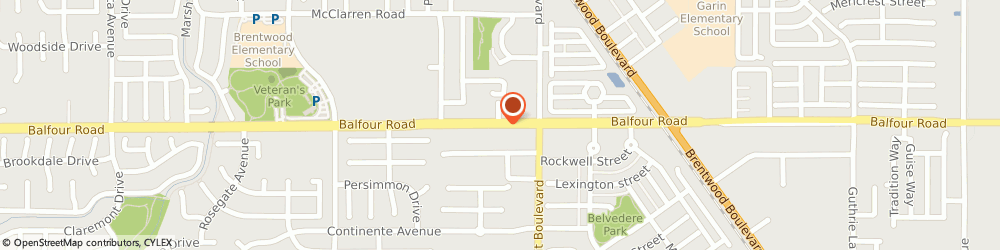 Route/map/directions to Fairview Dental, 94513 Brentwood, 3181 Balfour Road