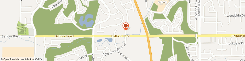Route/map/directions to Atm Great Western Bank, 94513 Brentwood, 2271 Balfour Rd