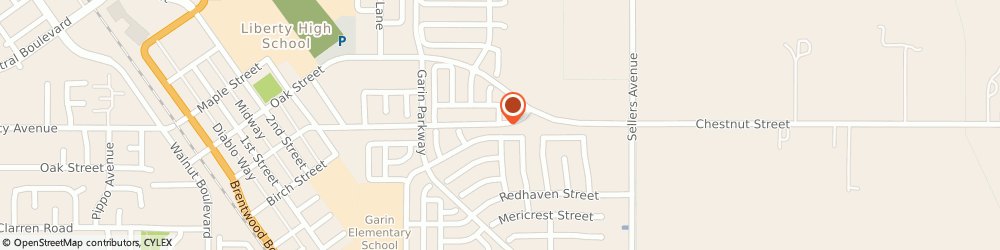 Route/map/directions to Farmers Insurance Group-Smith Tim, 94513 Brentwood, STREET